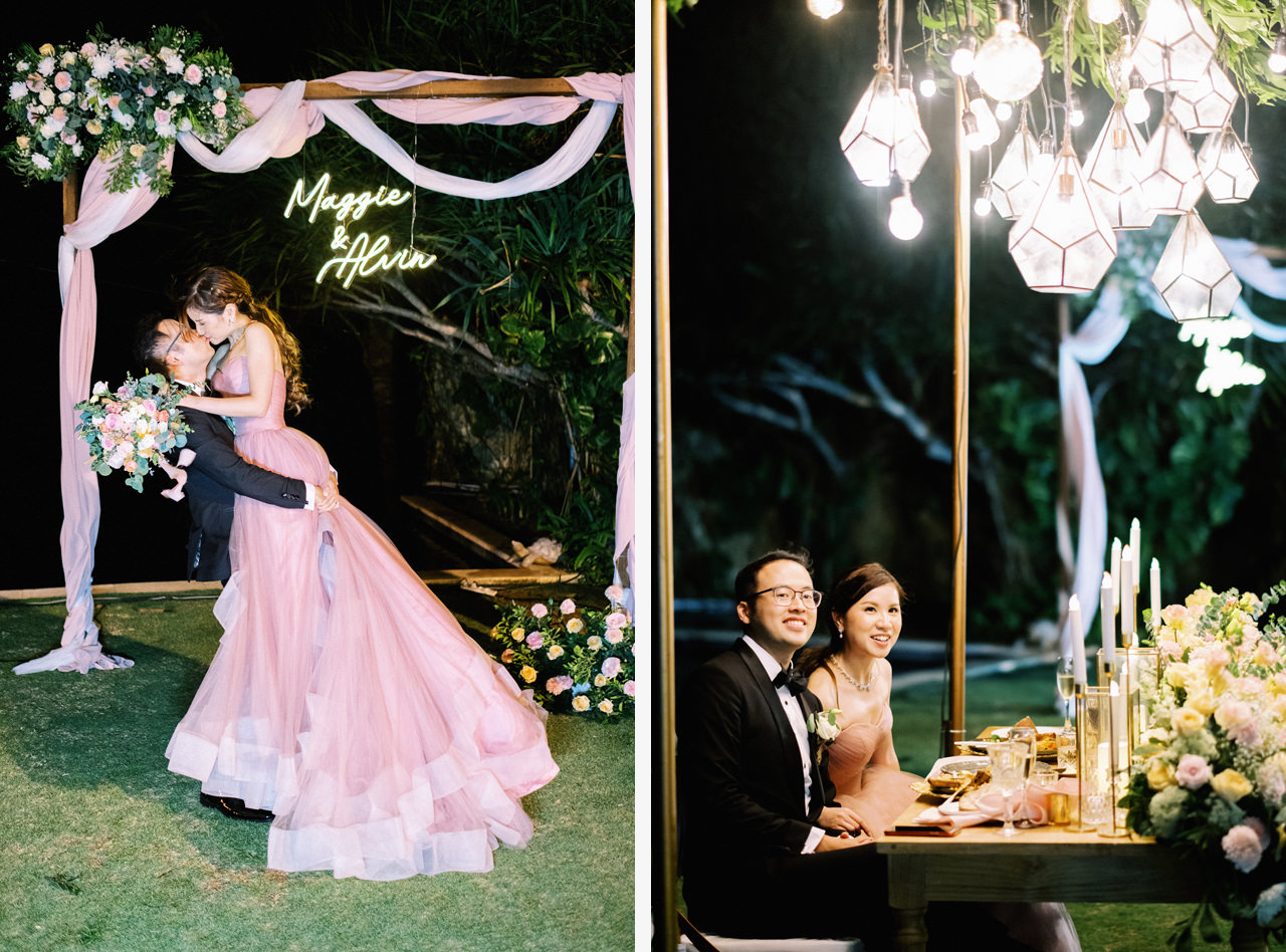 A&M: Light and Airy Wedding at The Ungasan 62