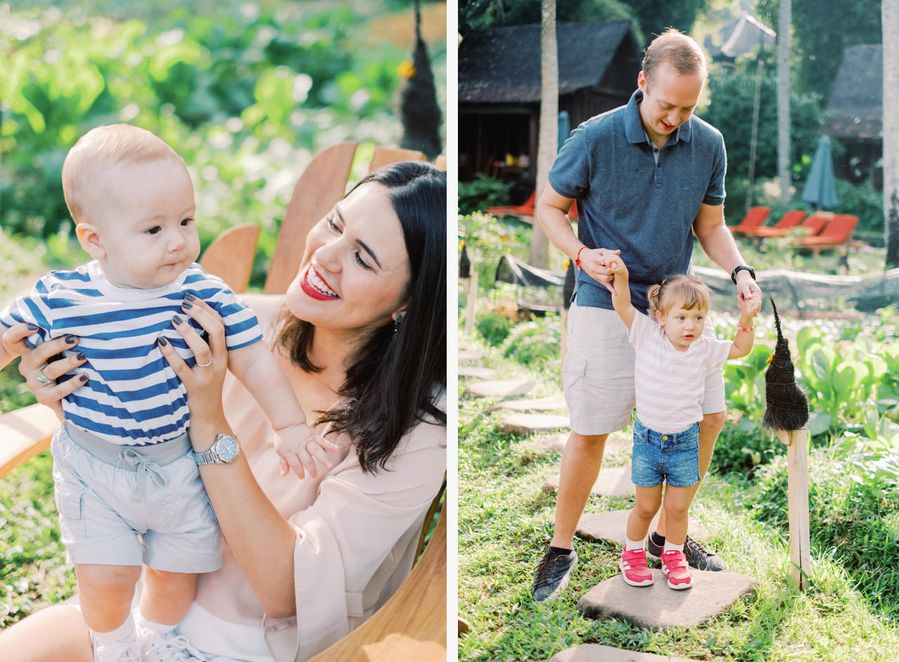 T&P: Bali Family Portrait at Bambu Indah Resort 6
