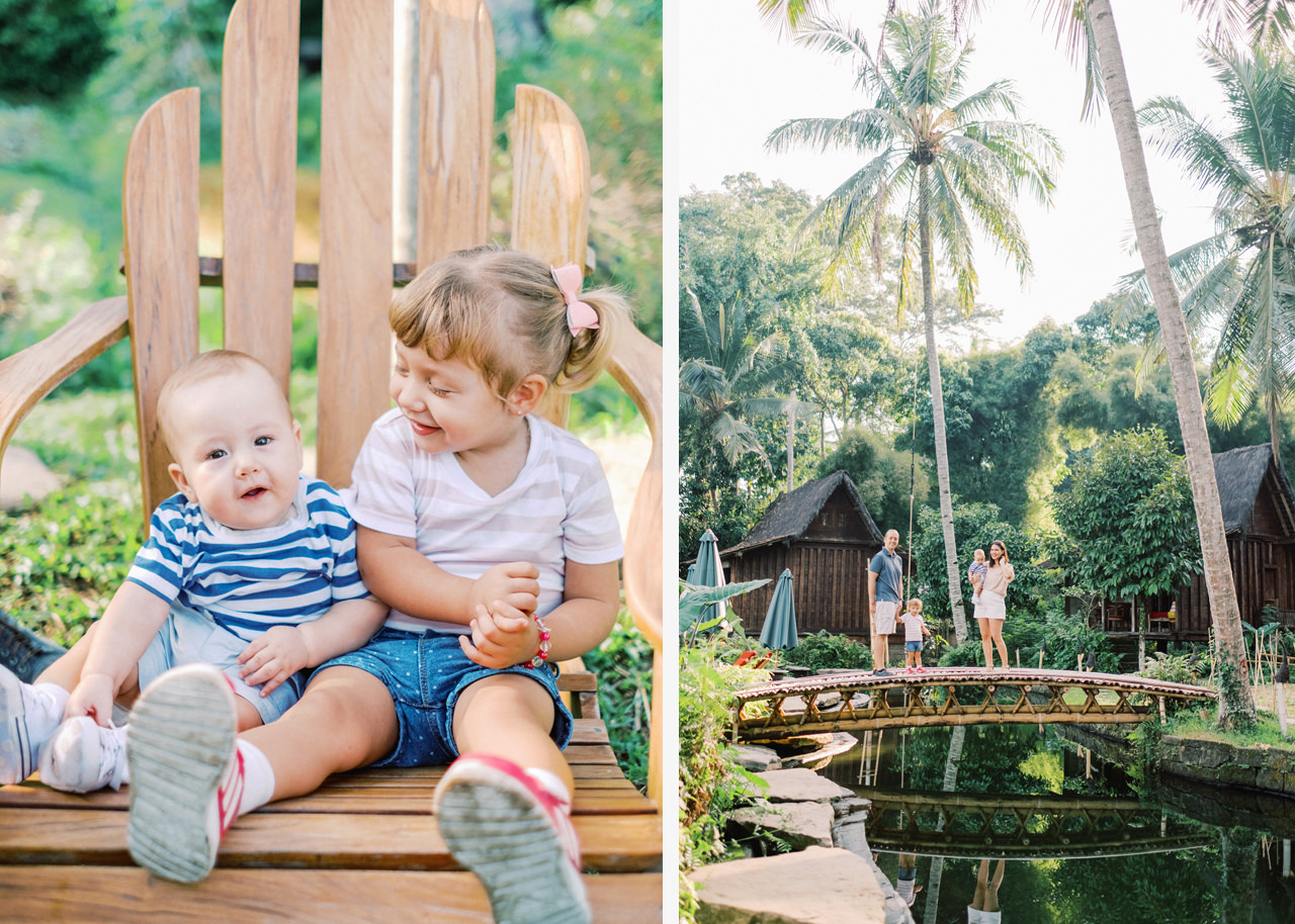 T&P: Bali Family Portrait at Bambu Indah Resort 8