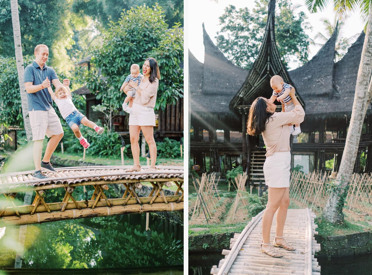T&P: Bali Family Portrait at Bambu Indah Resort 10