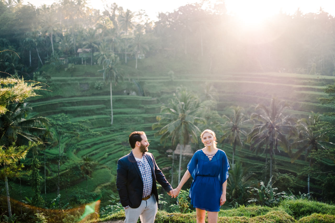 B&M: Surprise Proposal on Bali Vacation 1