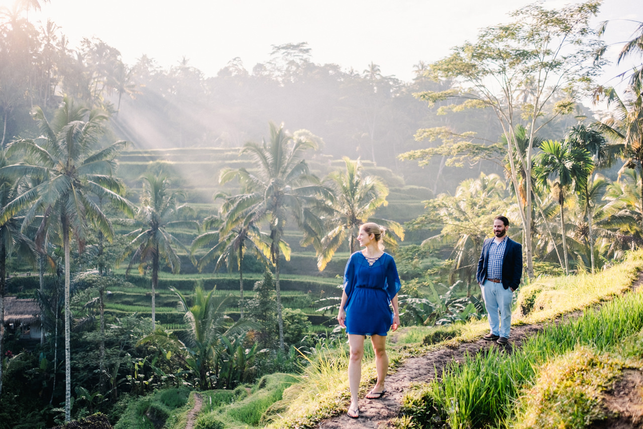 B&M: Surprise Proposal on Bali Vacation 5
