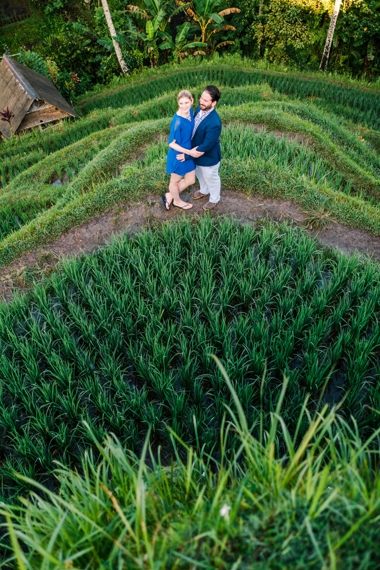 B&M: Surprise Proposal on Bali Vacation 6