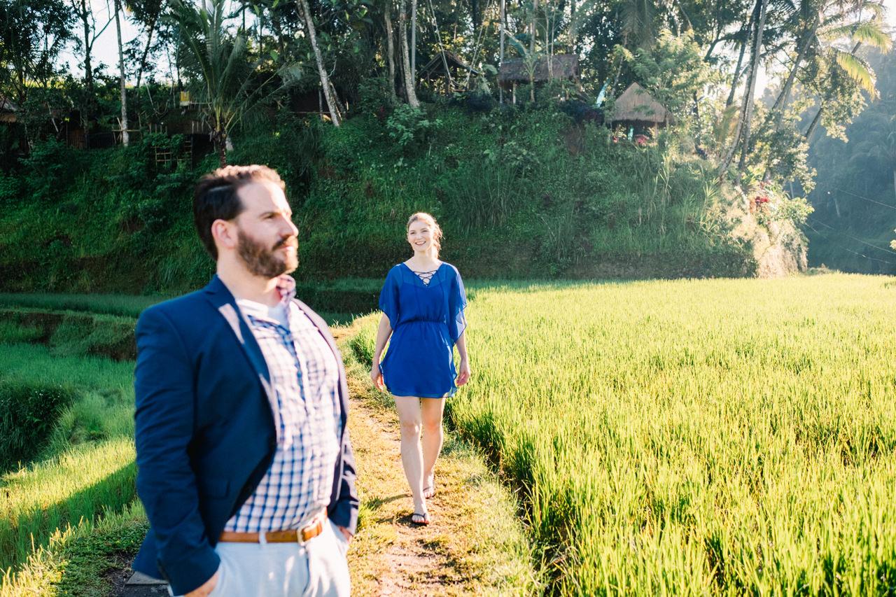 B&M: Surprise Proposal on Bali Vacation 8