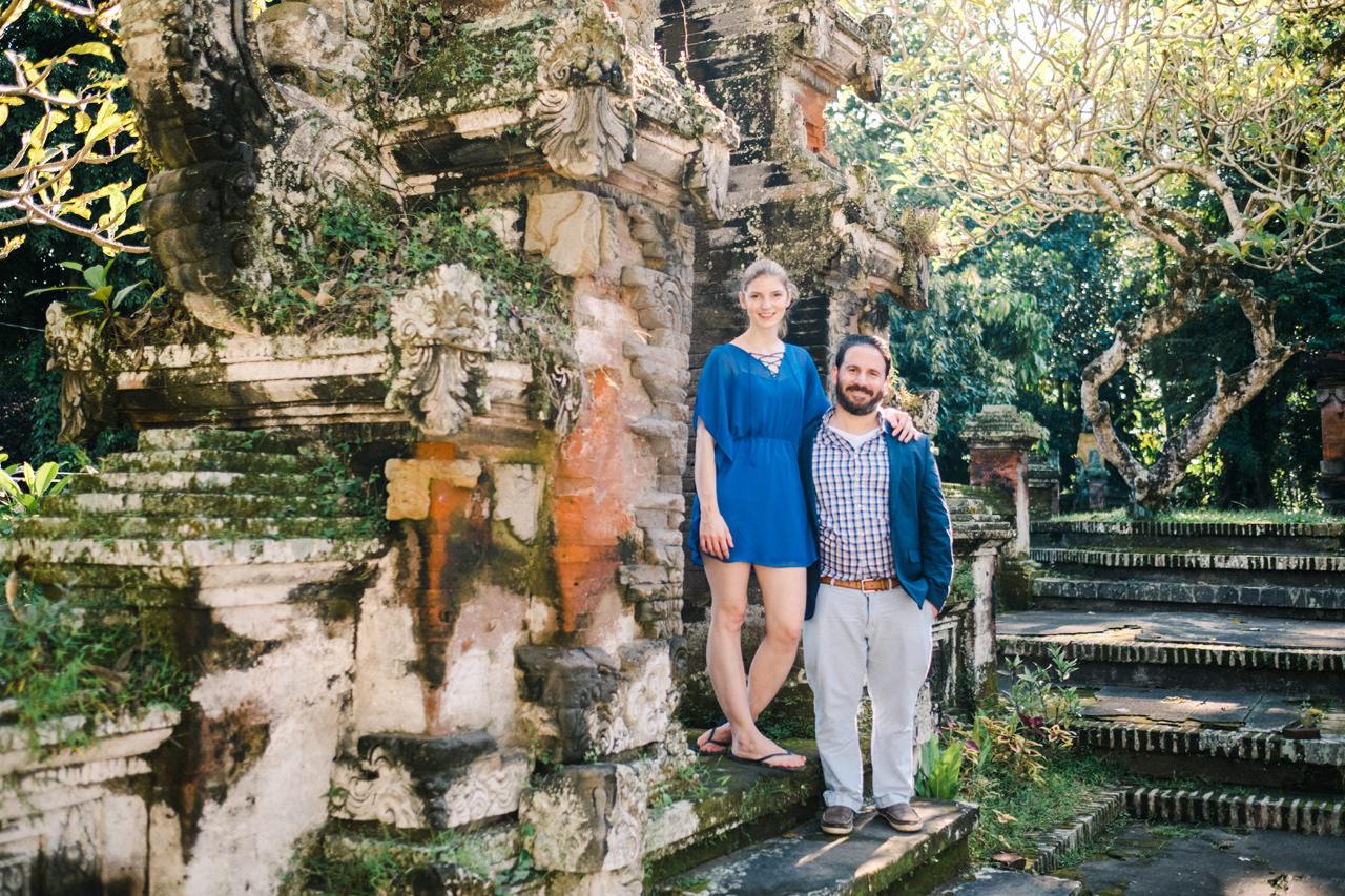 B&M: Surprise Proposal on Bali Vacation 9