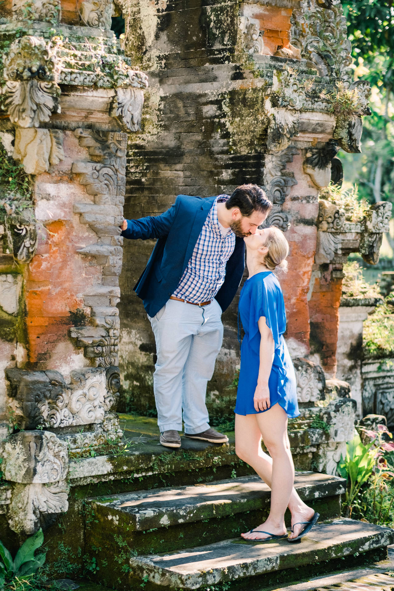 B&M: Surprise Proposal on Bali Vacation 11