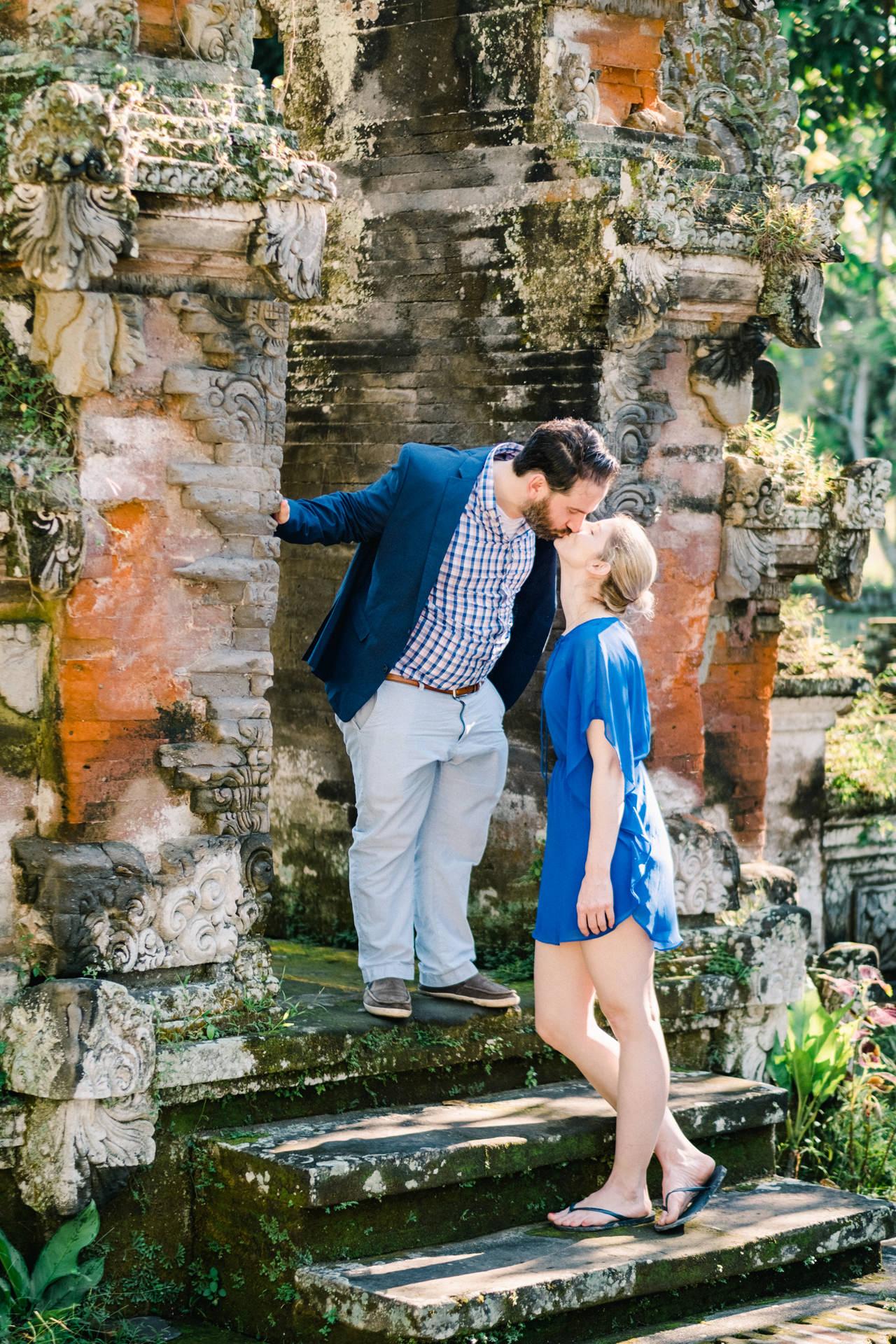 B&M: Surprise Proposal on Bali Vacation 11