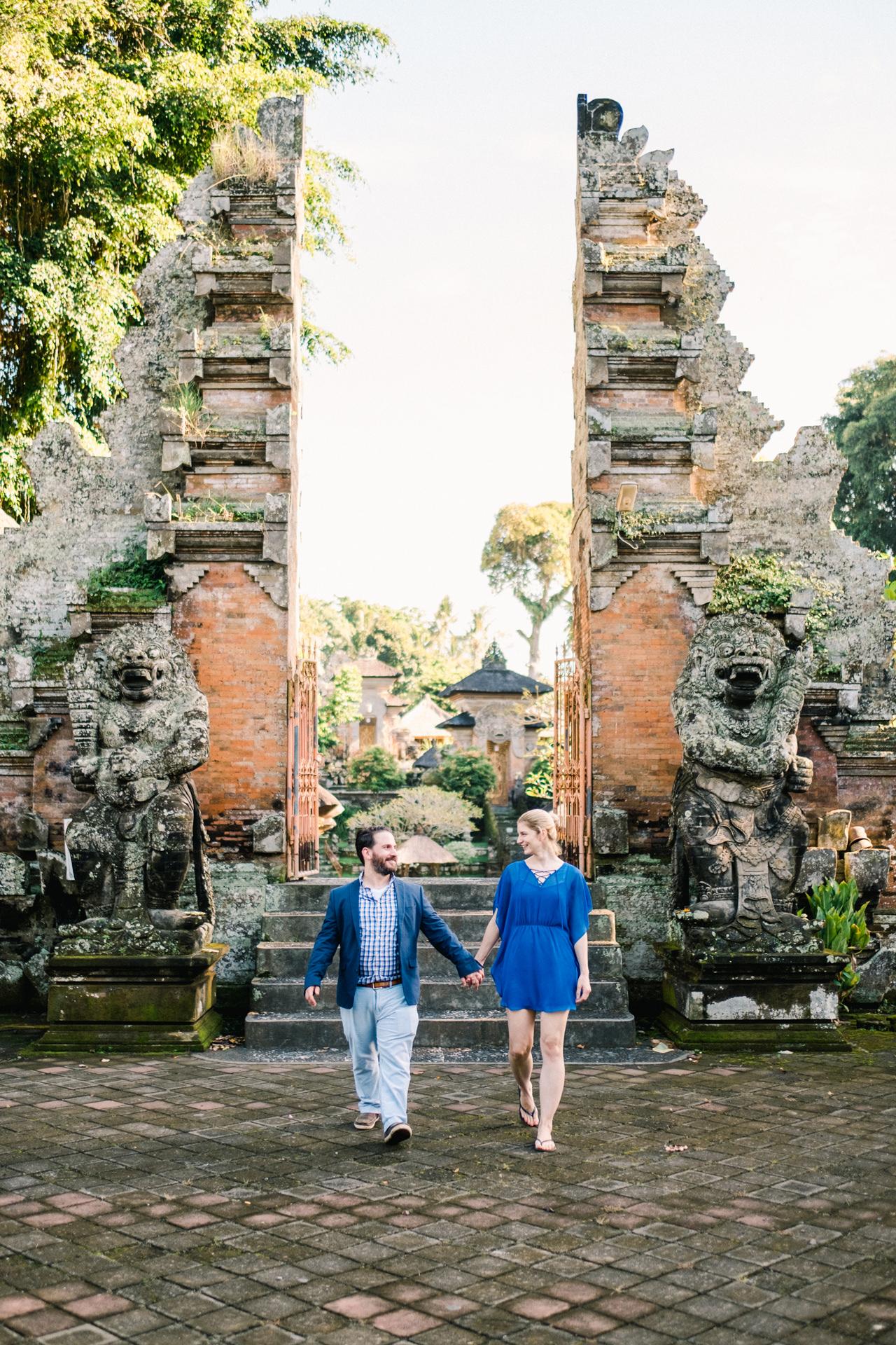 B&M: Surprise Proposal on Bali Vacation 12