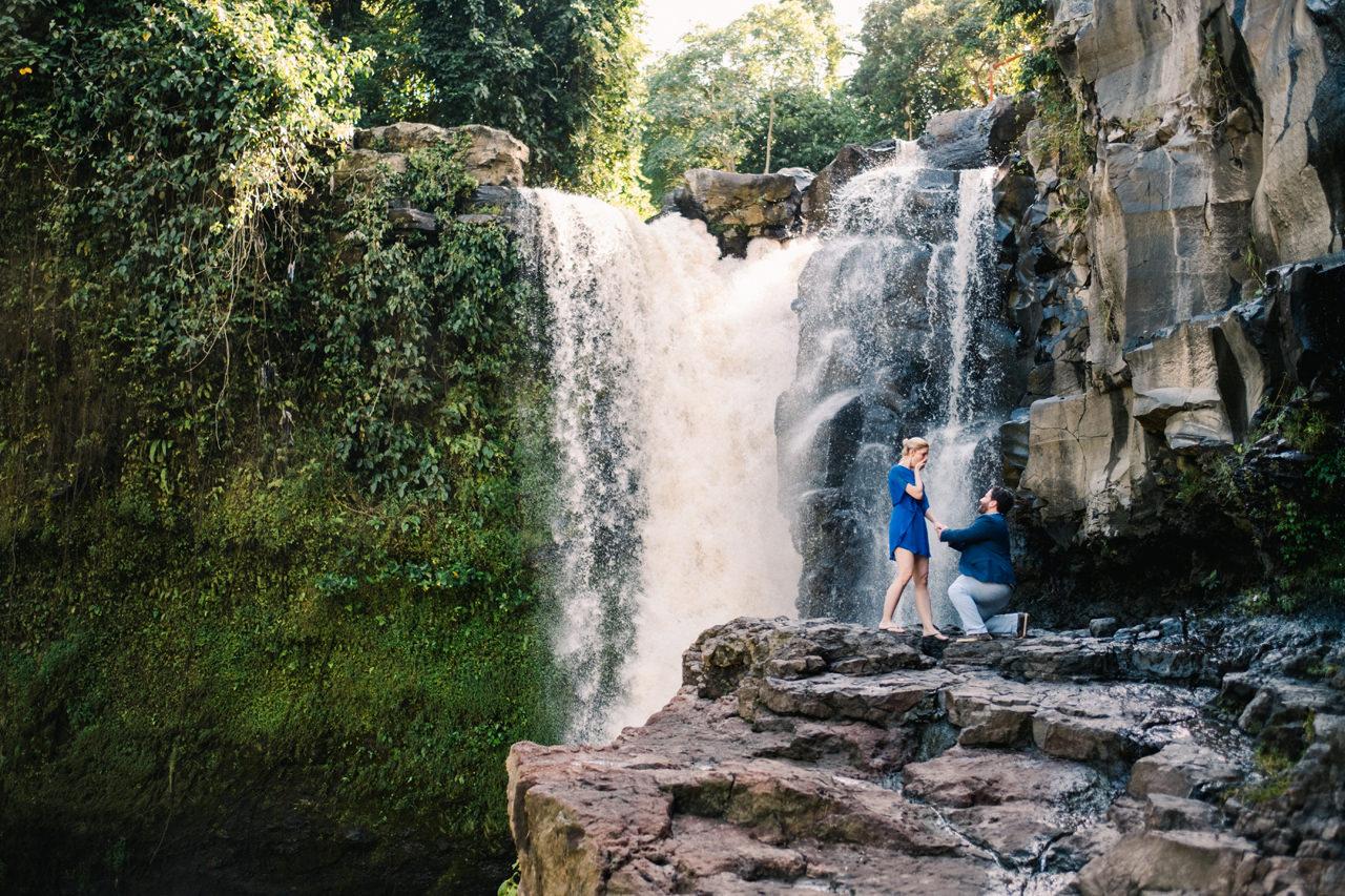 B&M: Surprise Proposal on Bali Vacation 13