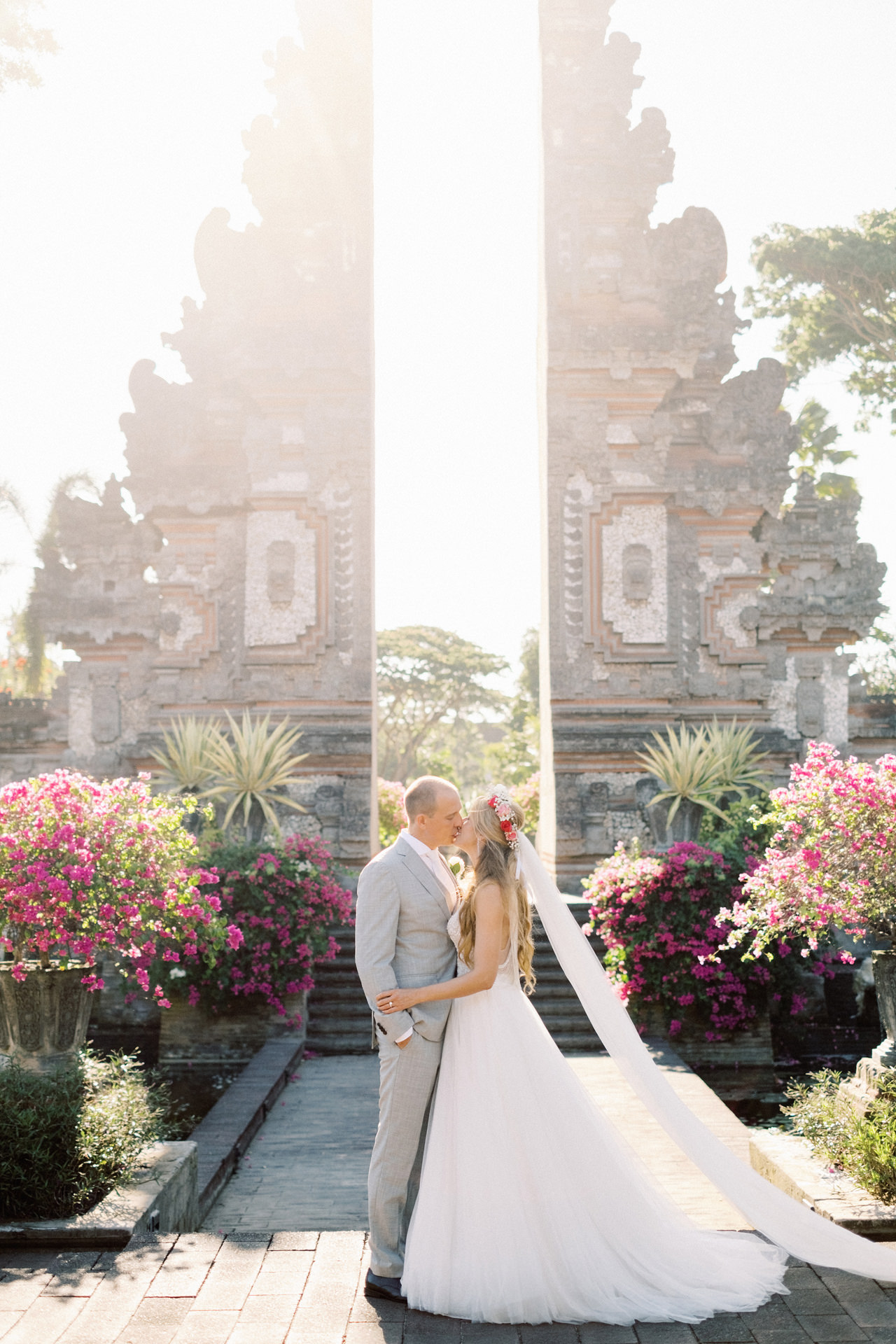 C&M: Nusa Dua Bali Honeymoon Photo Session 4