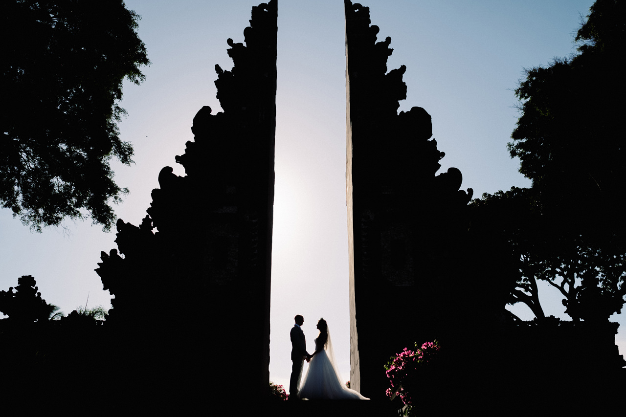 C&M: Nusa Dua Bali Honeymoon Photo Session 6
