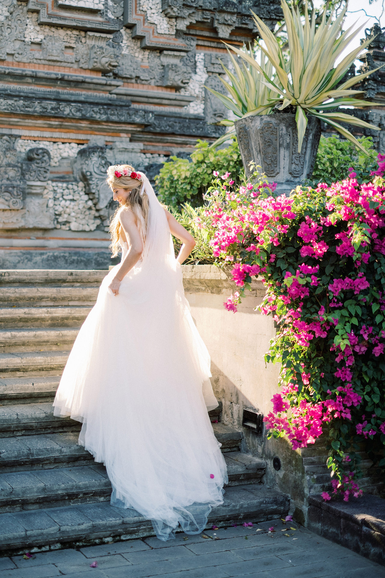 C&M: Nusa Dua Bali Honeymoon Photo Session 8