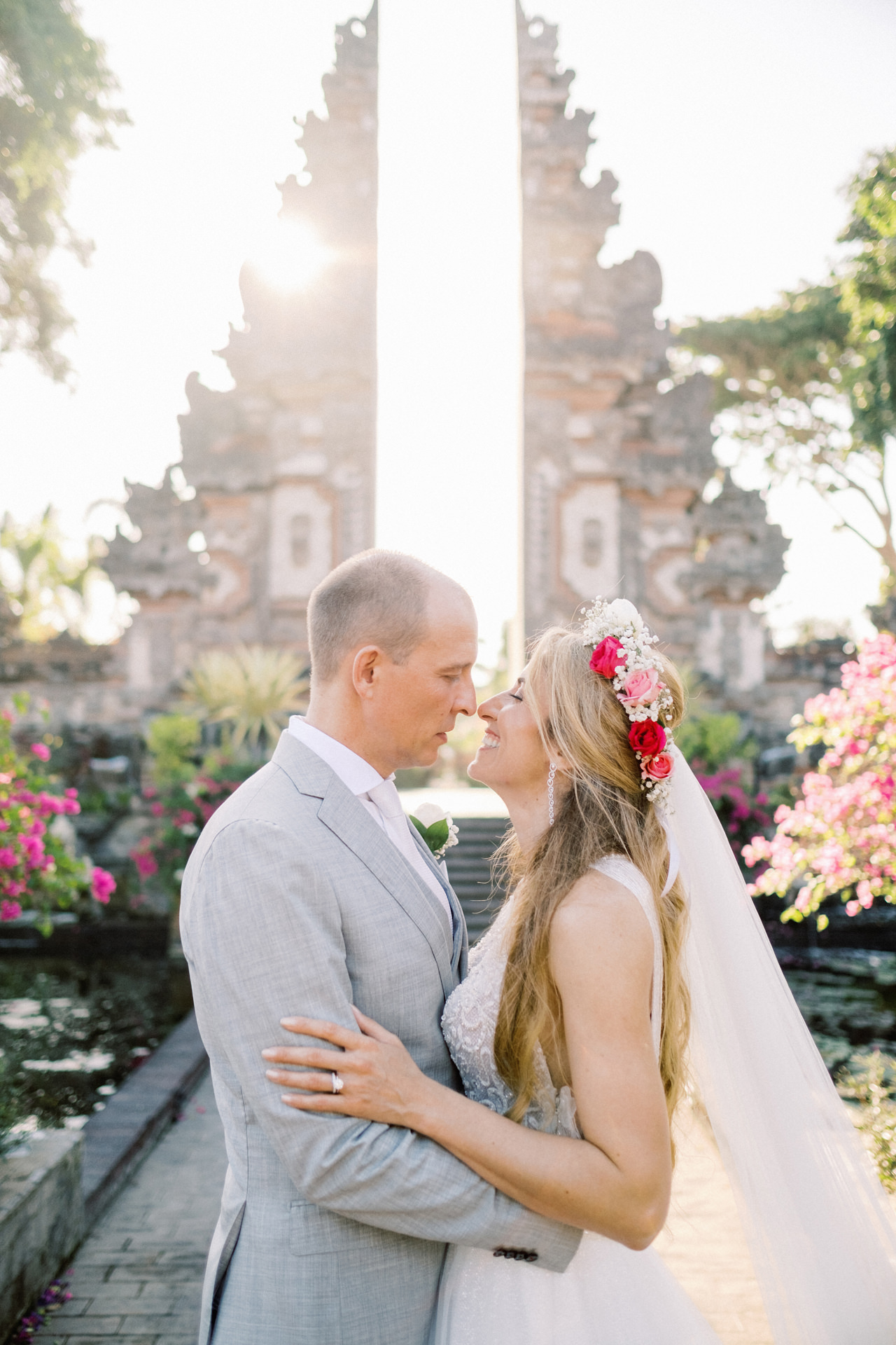 C&M: Nusa Dua Bali Honeymoon Photo Session 9