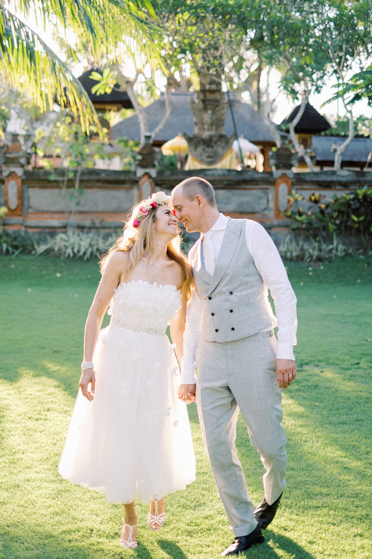 C&M: Nusa Dua Bali Honeymoon Photo Session 11