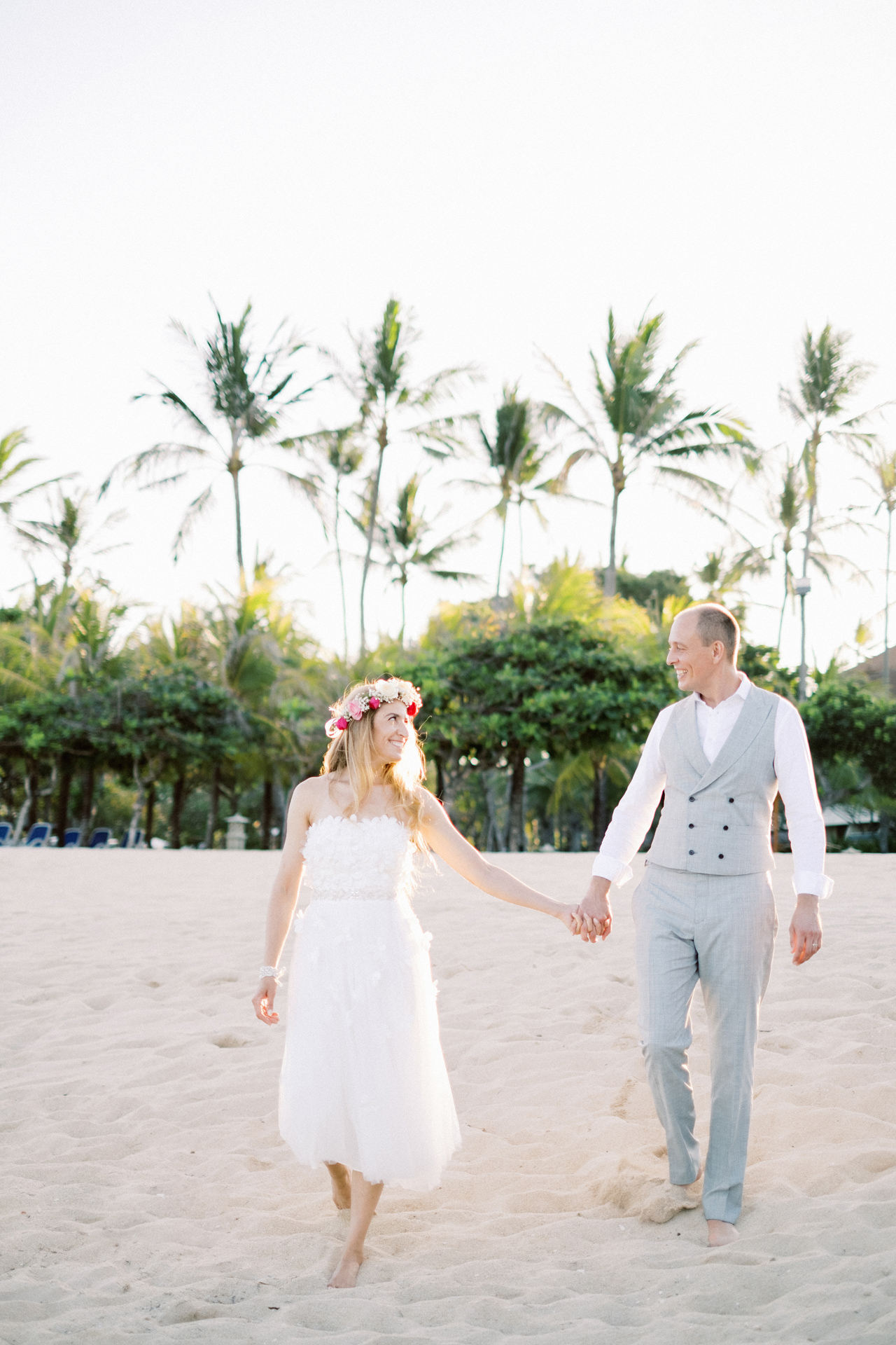 C&M: Nusa Dua Bali Honeymoon Photo Session 14