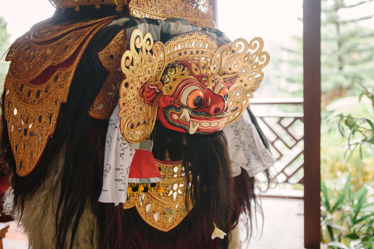 Mariah & Dave: Bali Wedding at Kupu-Kupu Barong Ubud 2