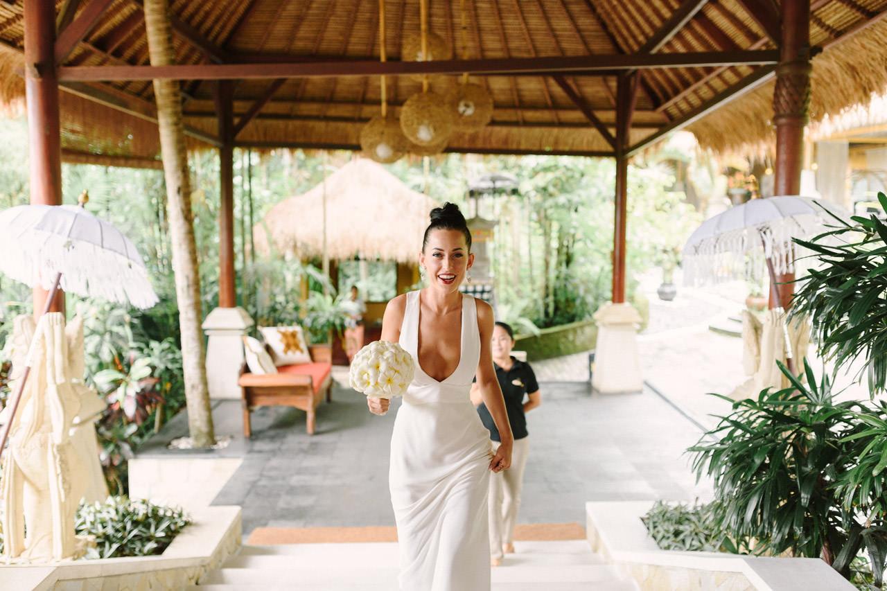 Mariah & Dave: Bali Wedding at Kupu-Kupu Barong Ubud 13