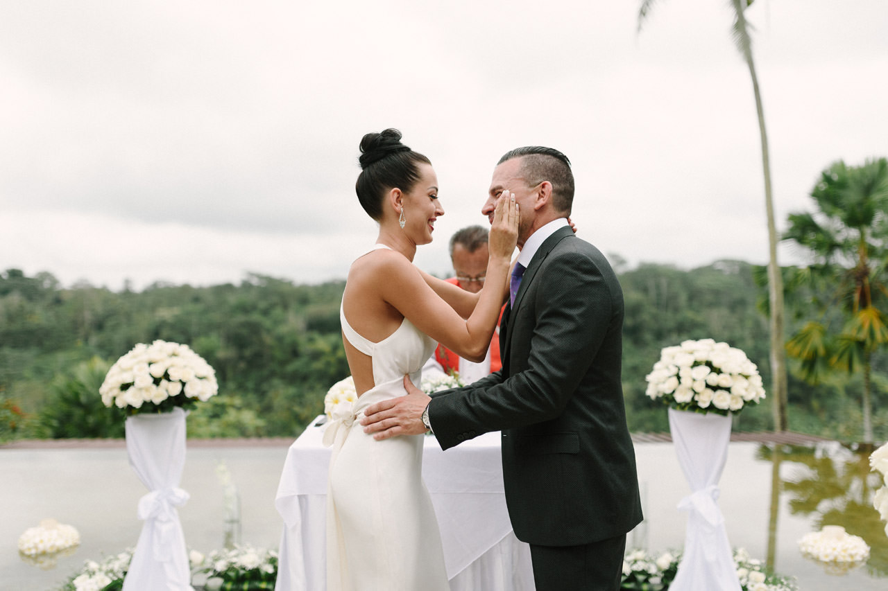 Mariah & Dave: Bali Wedding at Kupu-Kupu Barong Ubud 30