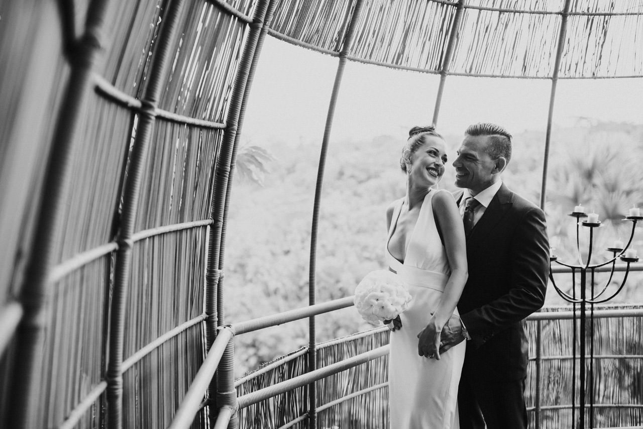 Mariah & Dave: Bali Wedding at Kupu-Kupu Barong Ubud 43