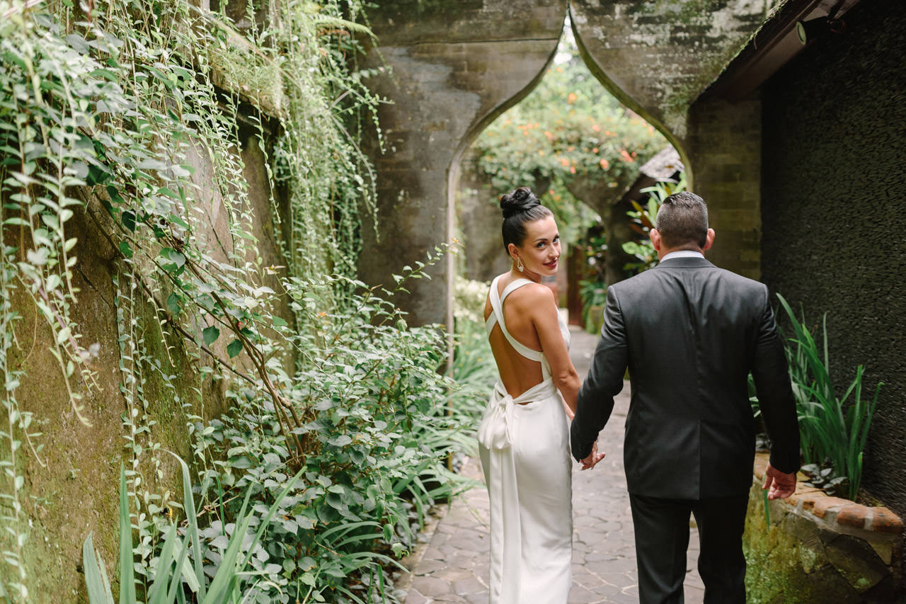 Mariah & Dave: Bali Wedding at Kupu-Kupu Barong Ubud 53