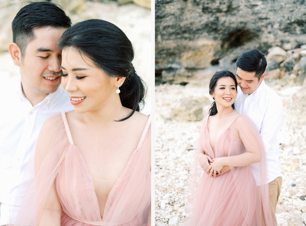 Pre-wedding Photography in Bali - Capture by Team 1