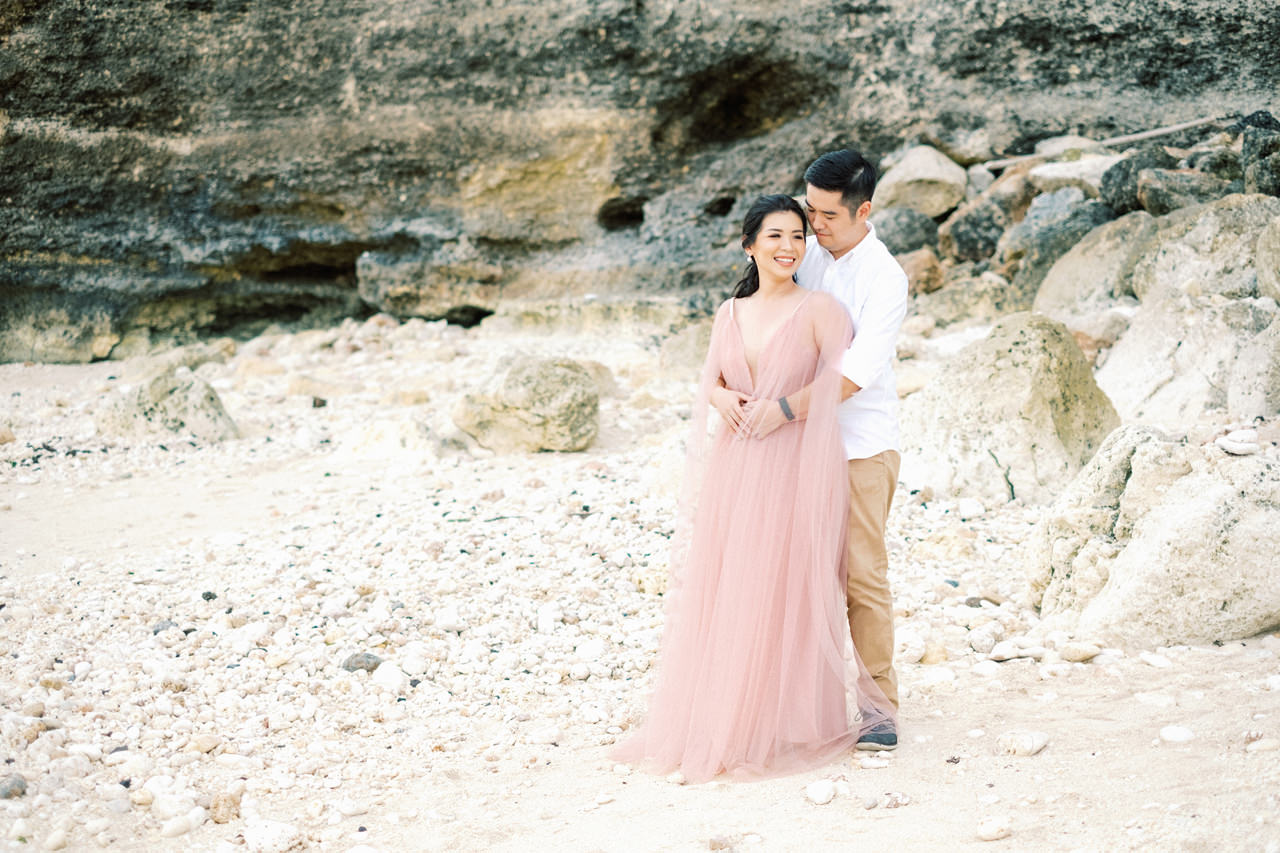 Pre-wedding Photography in Bali - Capture by Team 2
