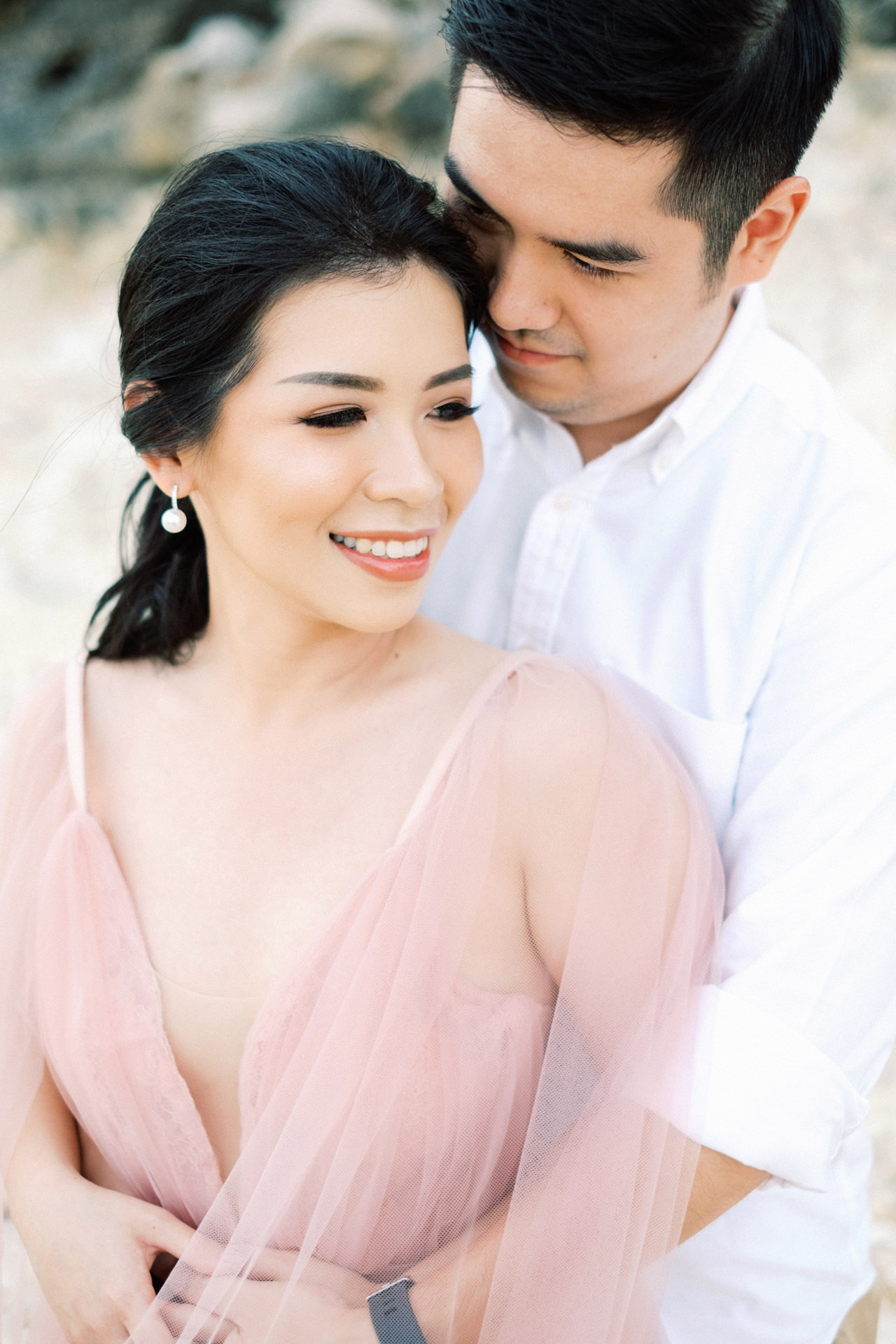 Pre-wedding Photography in Bali - Capture by Team 3
