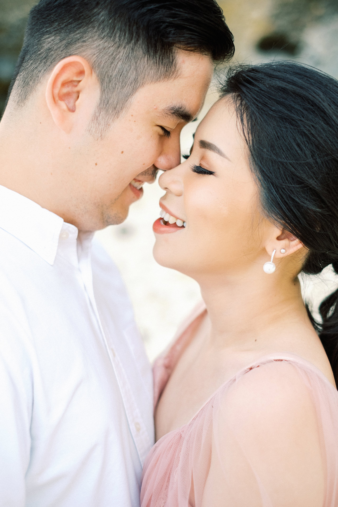 Pre-wedding Photography in Bali - Capture by Team 5