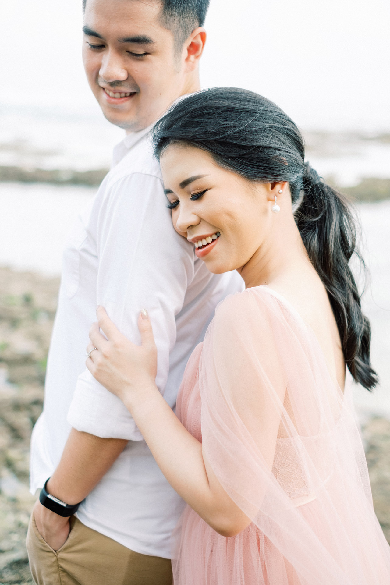 Pre-wedding Photography in Bali - Capture by Team 9