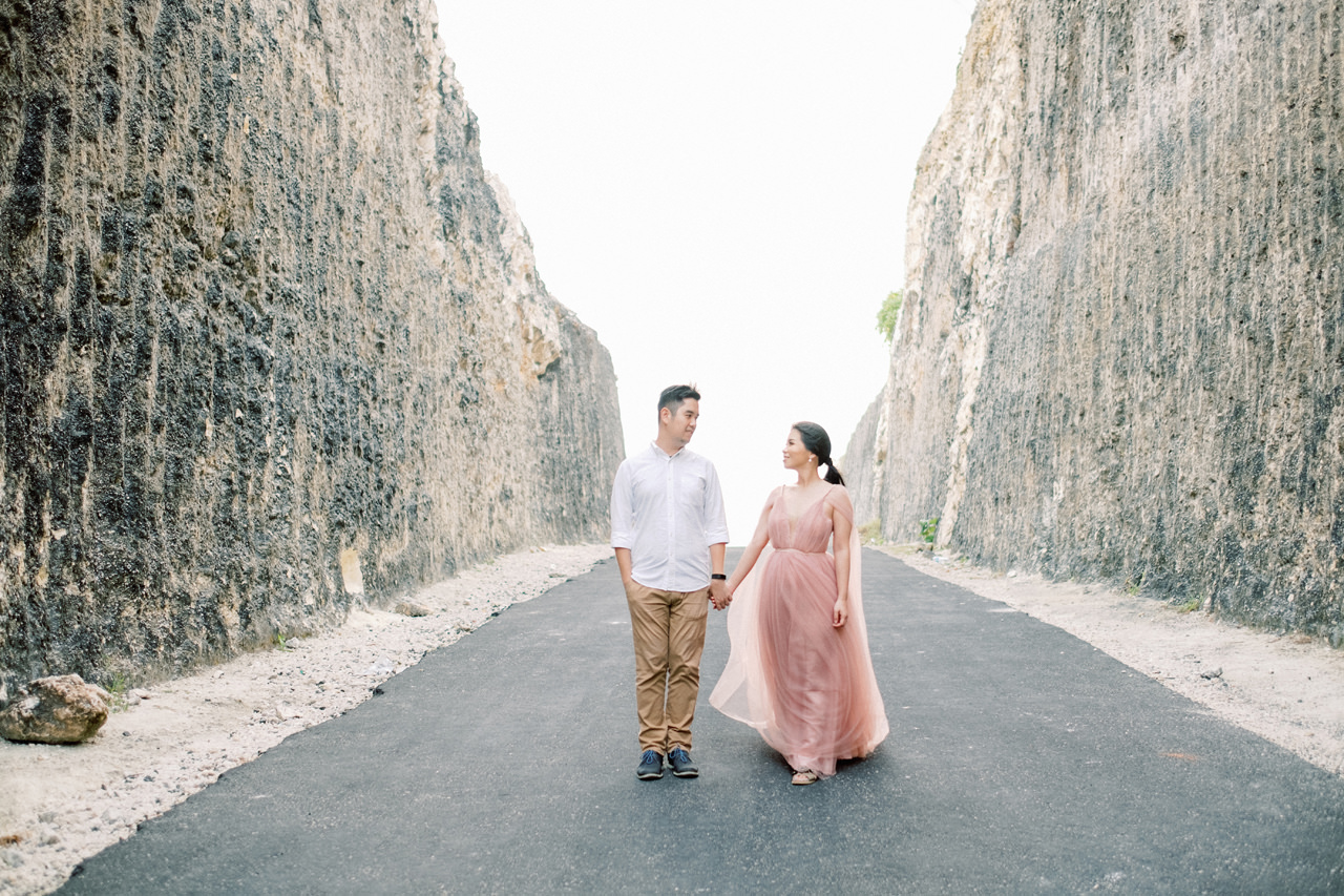 Pre-wedding Photography in Bali - Capture by Team 10