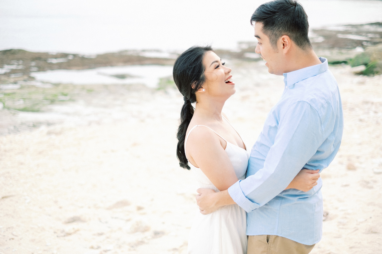 Pre-wedding Photography in Bali - Capture by Team 11
