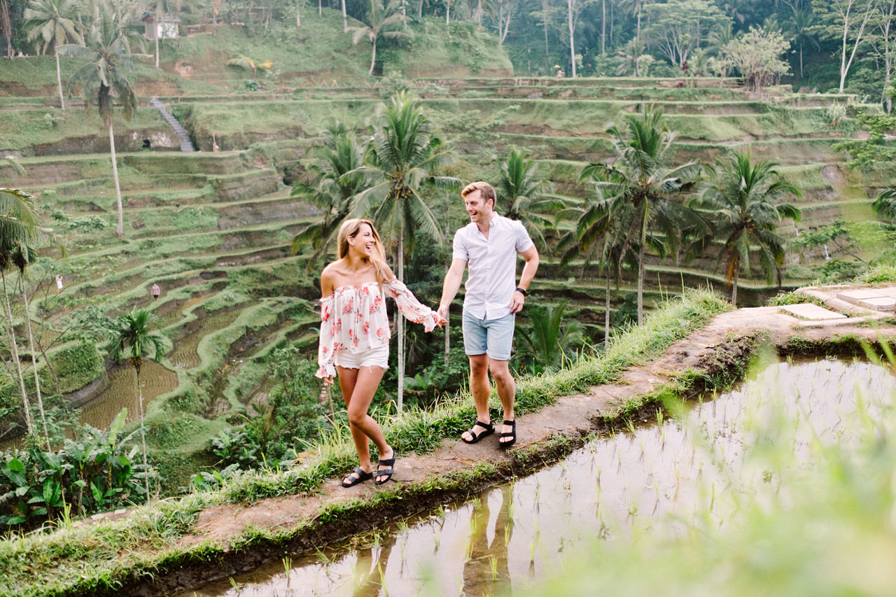 M&J: Amid the Ricefield of an Ubud Bali Couple Session 1