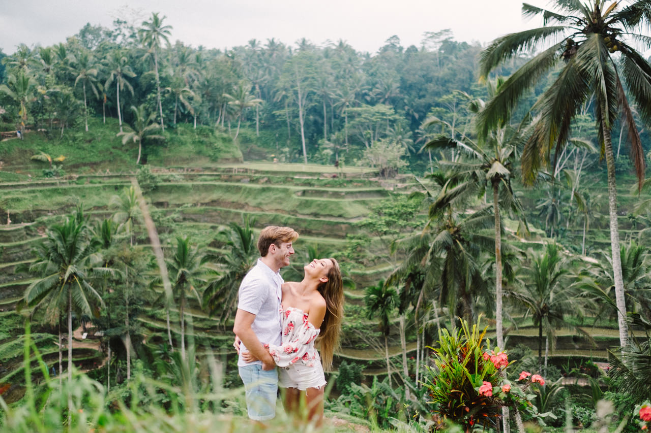 M&J: Amid the Ricefield of an Ubud Bali Couple Session 4