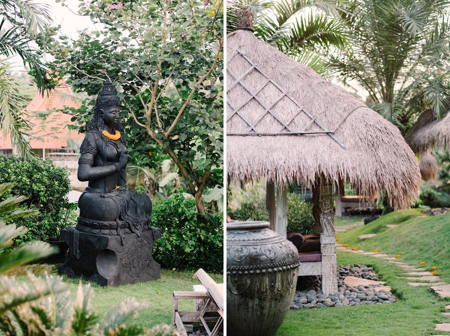 M&K: Intimate Sunset Honeymoon Session in Ubud 1