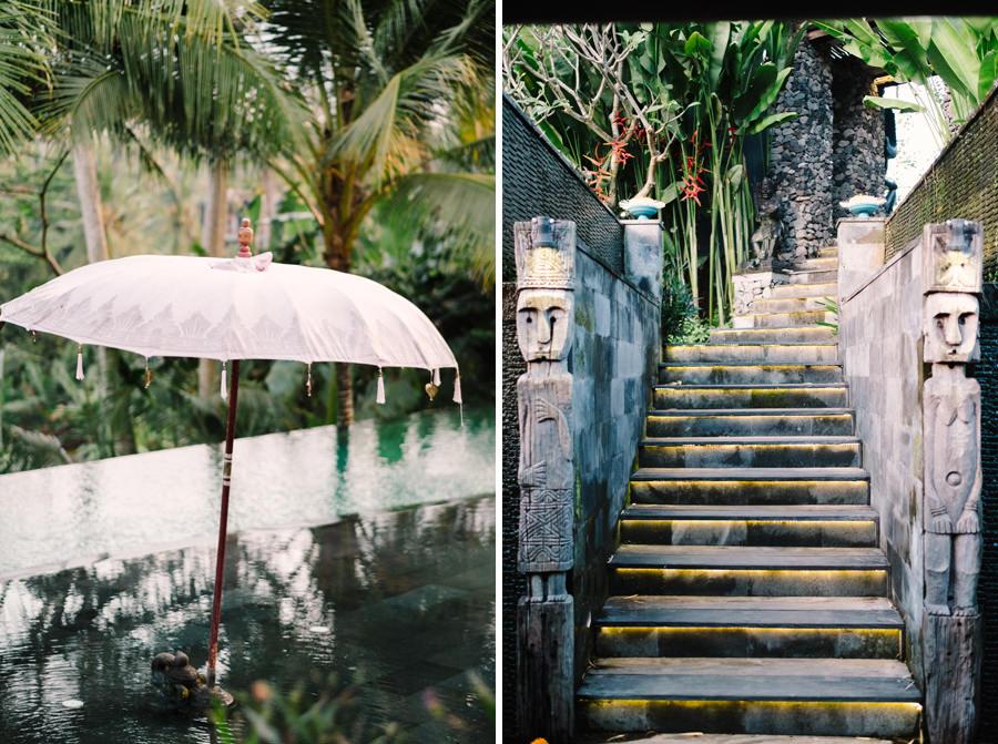 M&K: Intimate Sunset Honeymoon Session in Ubud 2