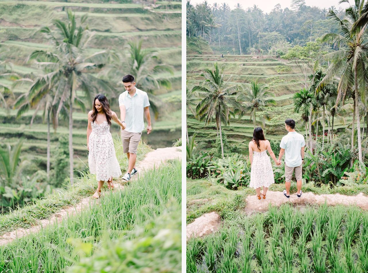 M&K: Wanderlust Ubud Engagement Photography 2