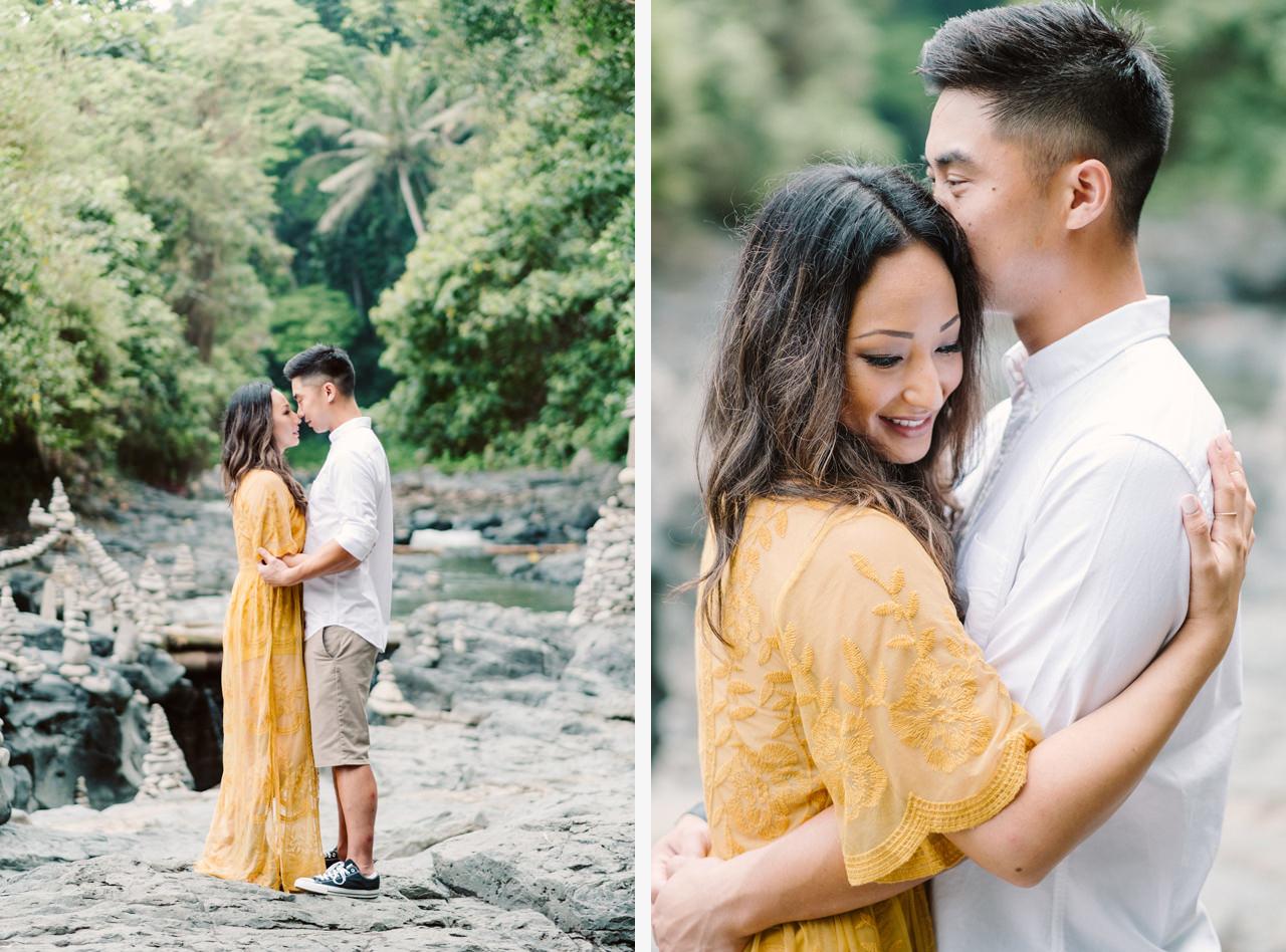 M&K: Wanderlust Ubud Engagement Photography 6