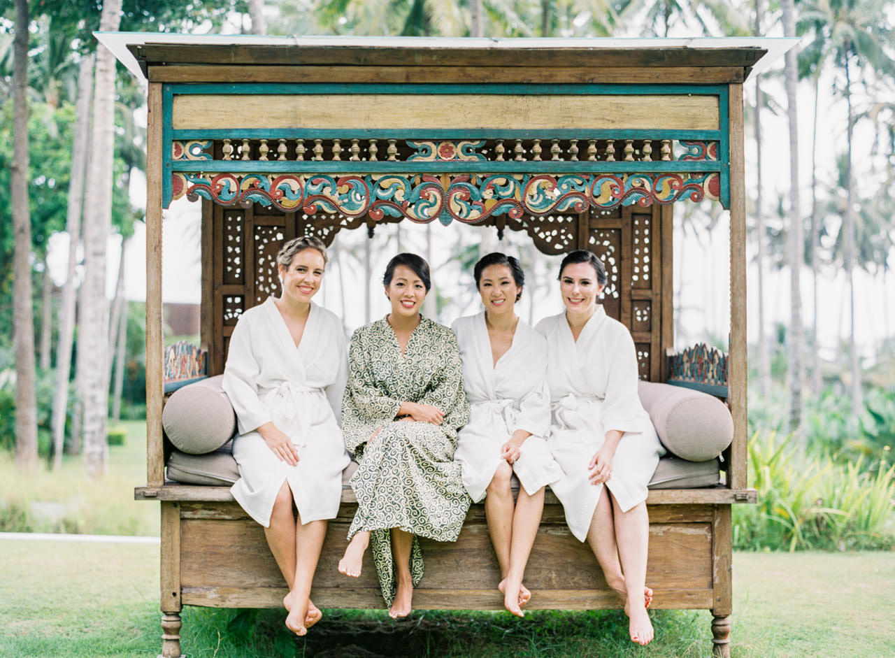 K&M: Enchanting Alila Manggis Candidasa Wedding 4