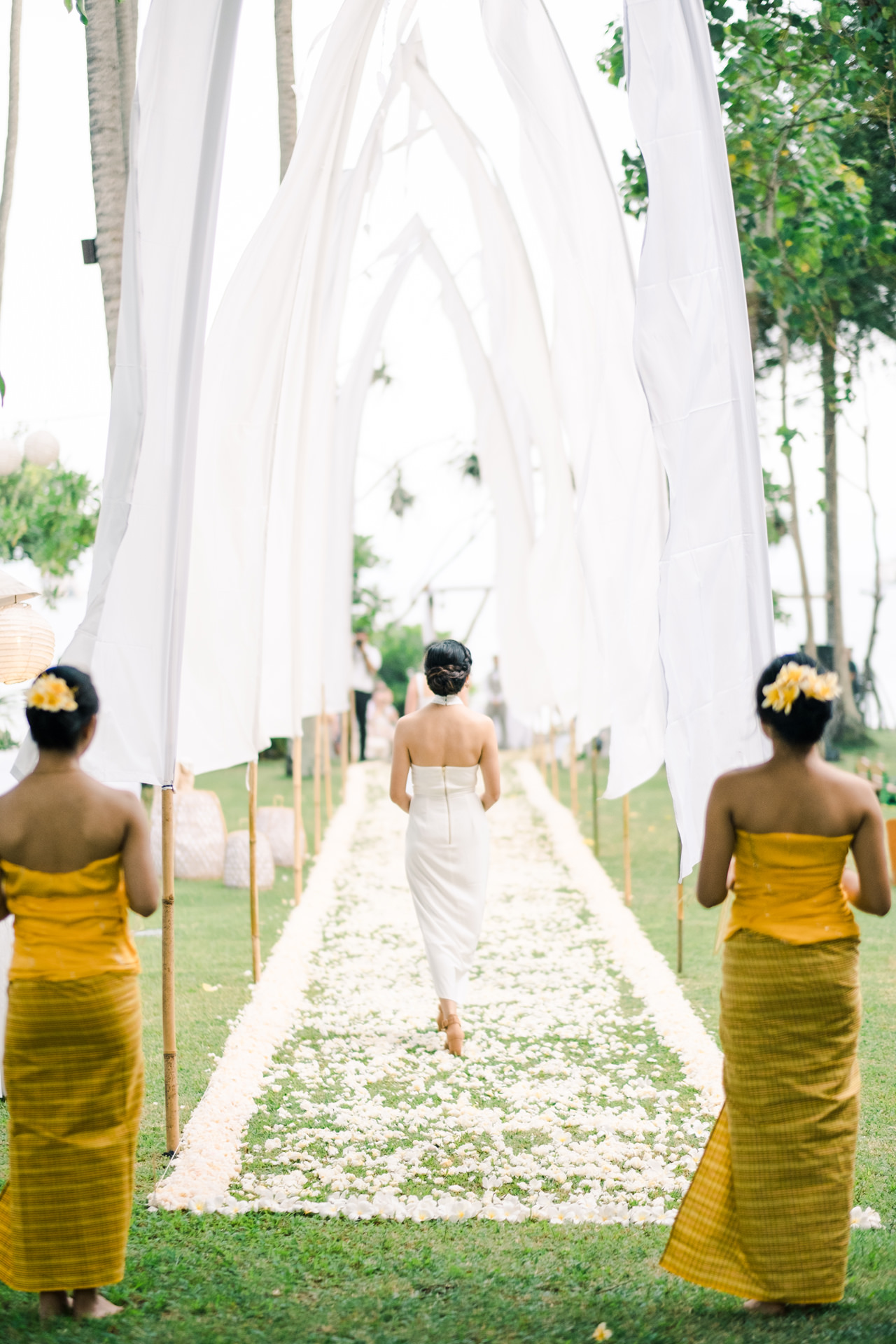 K&M: Enchanting Alila Manggis Candidasa Wedding 12
