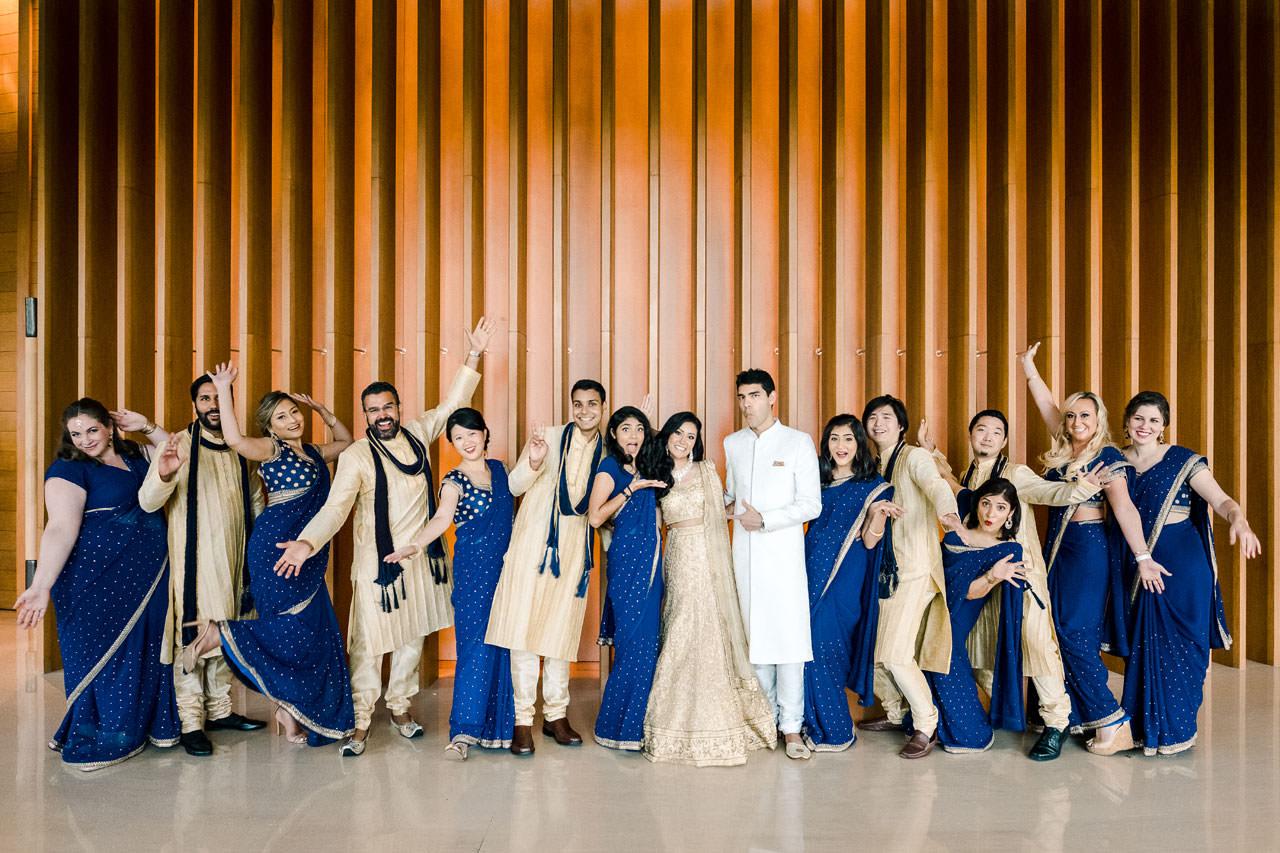 Singapore Indian Wedding at Capella Hotel 8