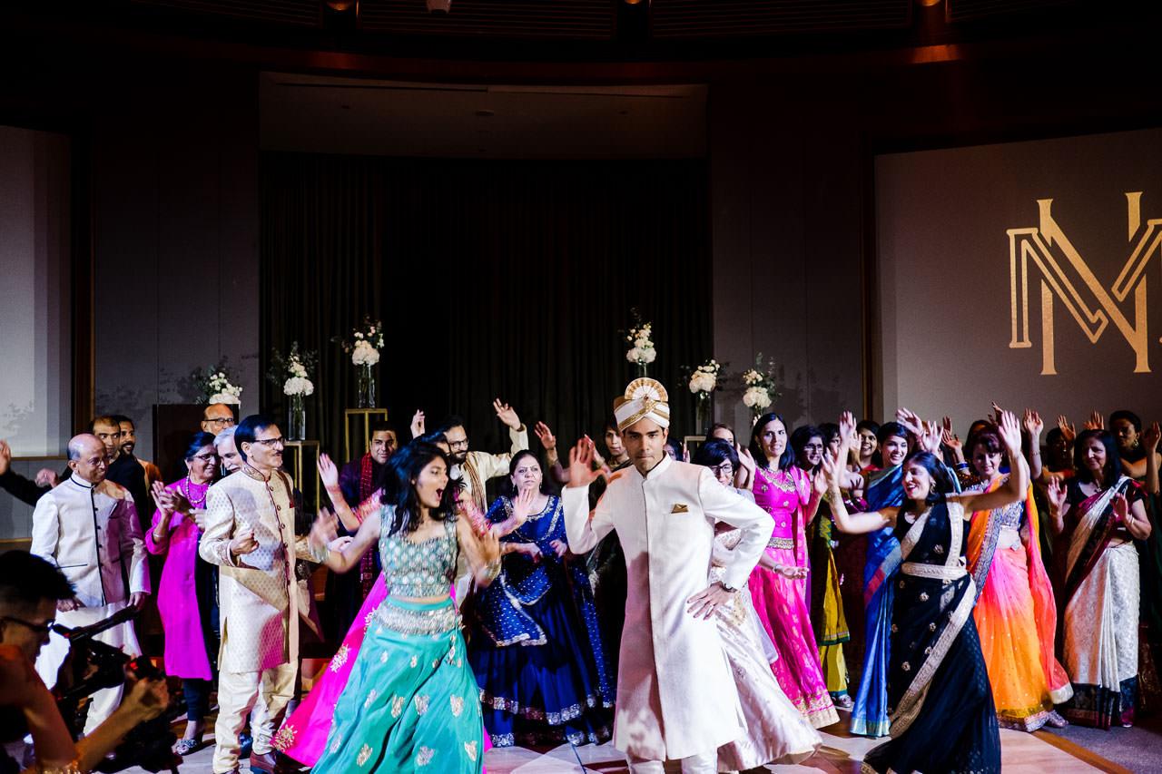 Singapore Indian Wedding at Capella Hotel 27