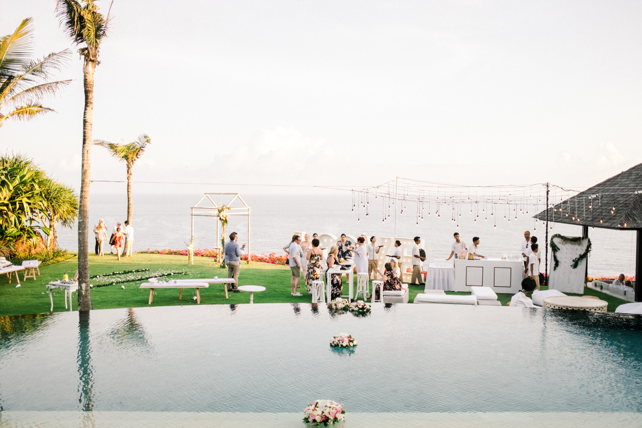 M&N: The Ungasan Clifftop Bali Wedding 36
