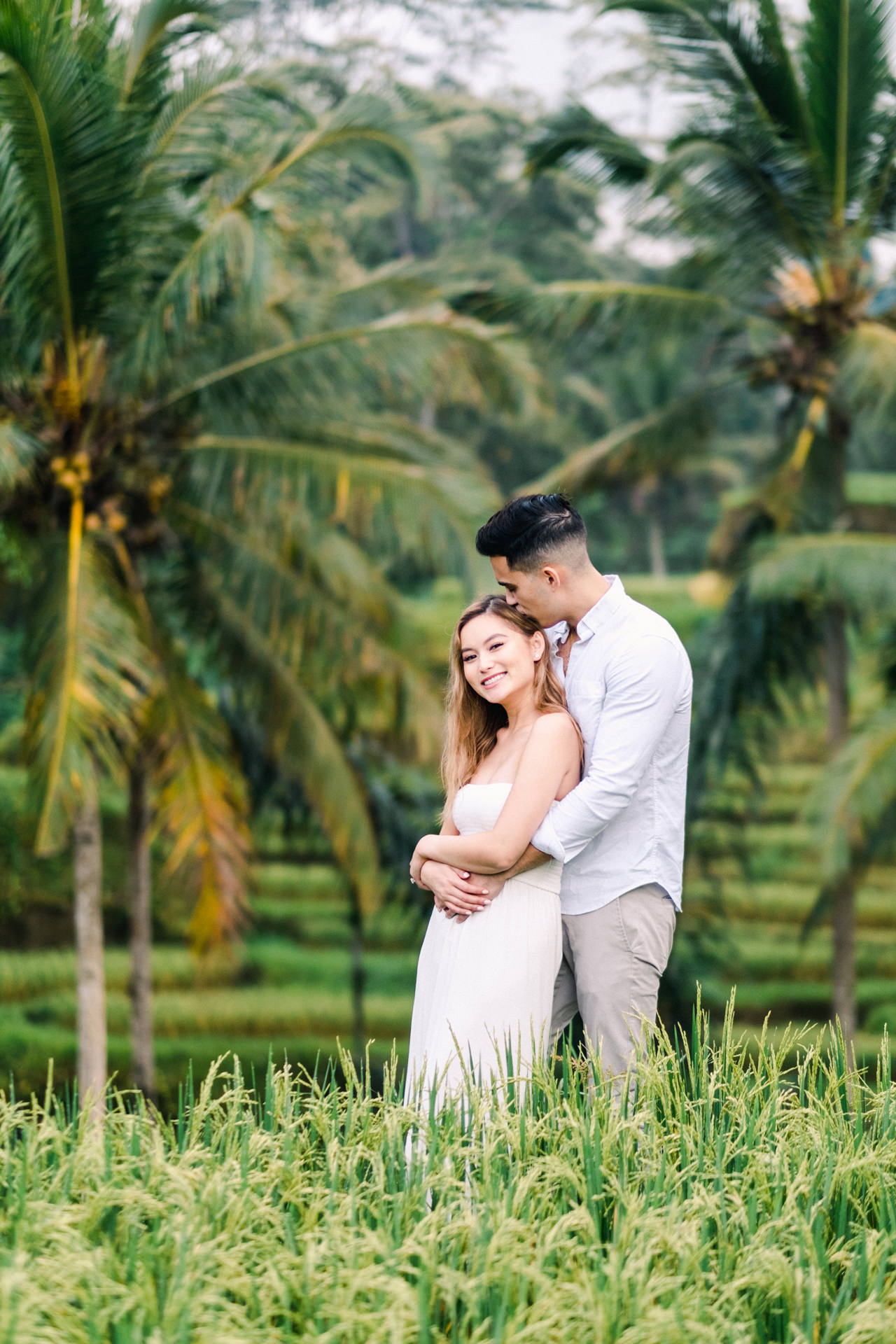 Ubud Photographer | Michelle and Peter's Engagement Session 2
