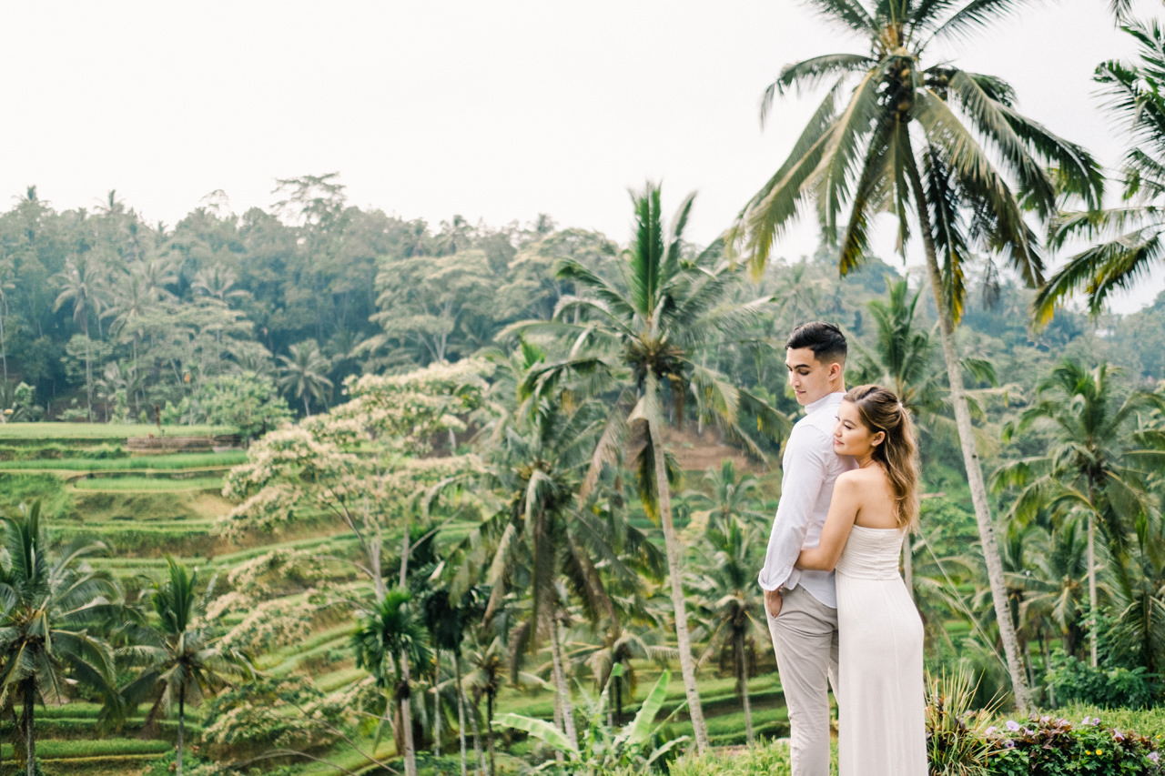 Ubud Photographer | Michelle and Peter's Engagement Session 3