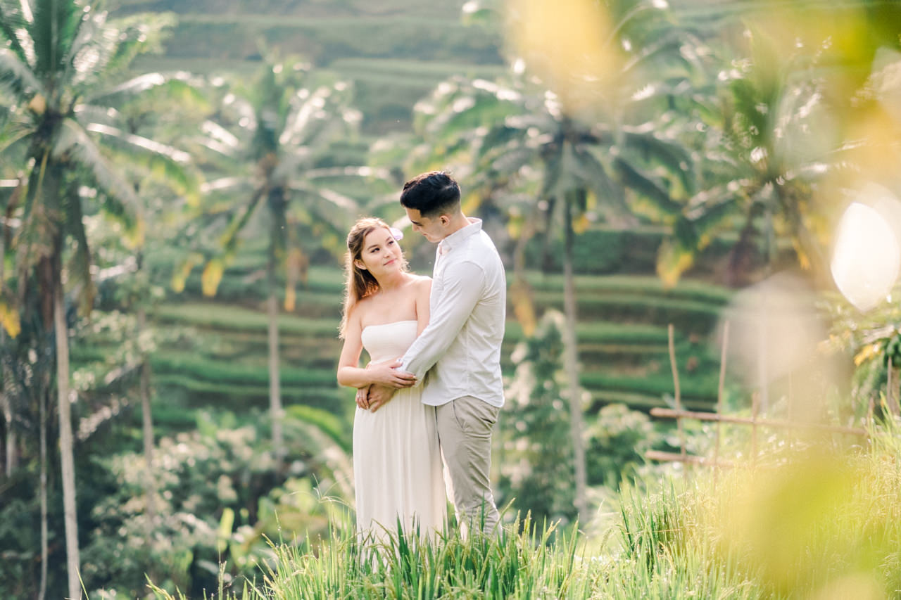Ubud Photographer | Michelle and Peter's Engagement Session 5
