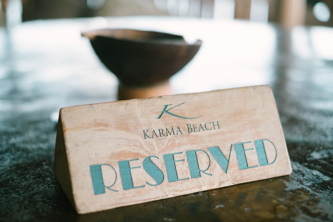 Bali Beach Wedding Photography at Karma Kandara Beach 9