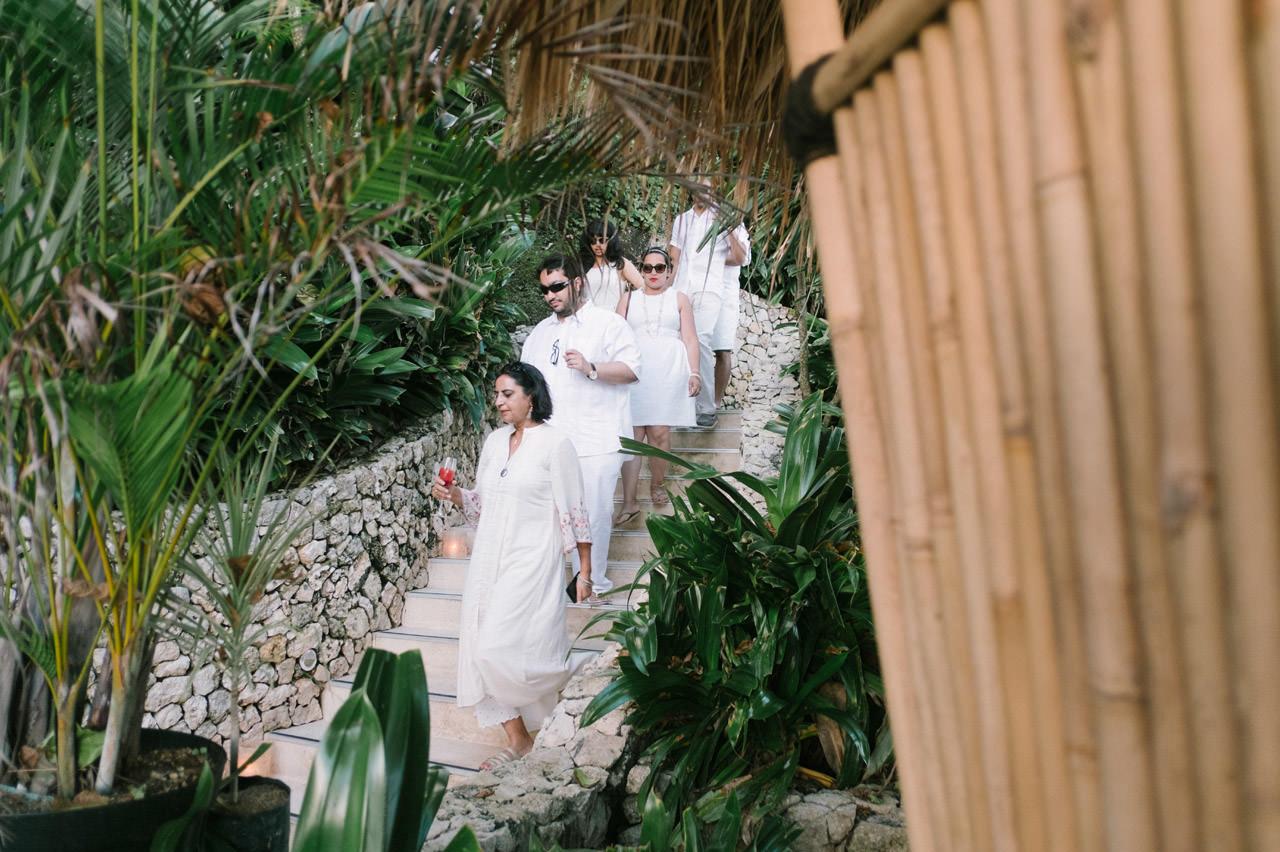 Bali Beach Wedding Photography at Karma Kandara Beach 11