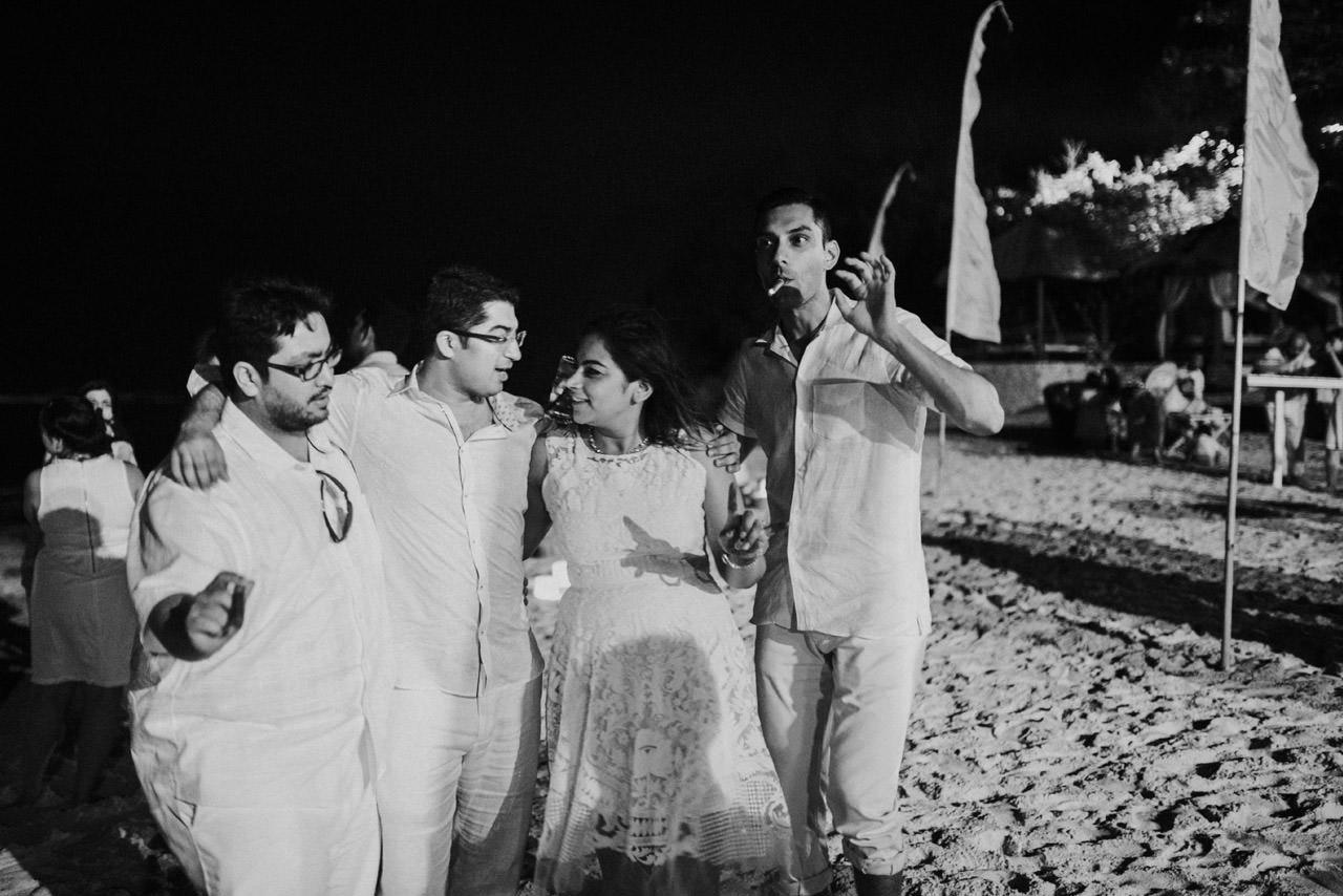 Bali Beach Wedding Photography at Karma Kandara Beach 27
