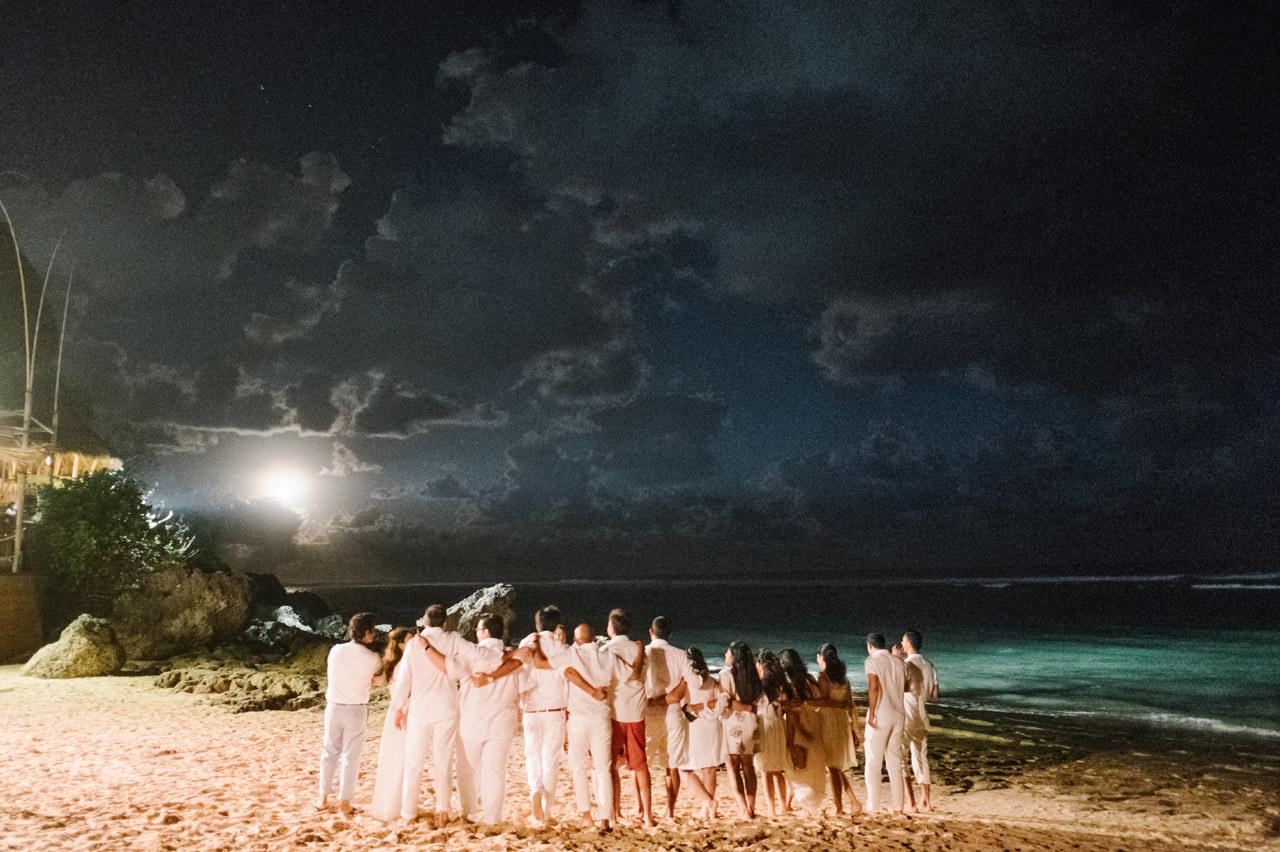 Bali Beach Wedding Photography at Karma Kandara Beach 29