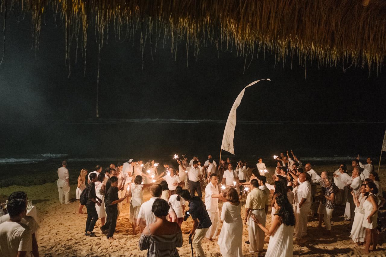 Bali Beach Wedding Photography at Karma Kandara Beach 33